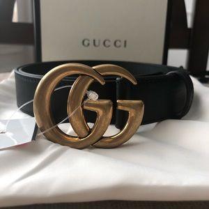 Gucci GG marmont belt size 85
